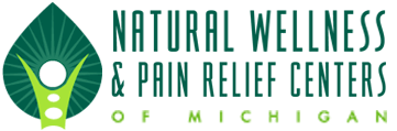 Natural Wellness and Pain Relief Centers of Michigan Logo